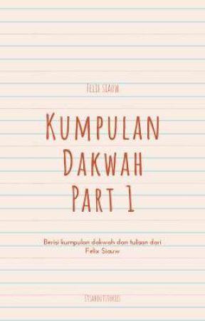 Kumpulan Dakwah (Felix Siauw) by itsaboutstories