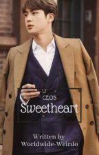 CEO's sweetheart // Jin FF by Worldwide-Weirdo