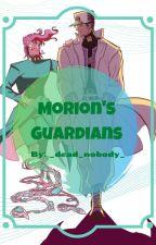 Morioh's Guardians   Jotakak by _dead_nobody_