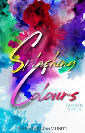 Splashing Colors by BlueStarCommunity