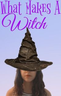 What Makes A Witch  cover