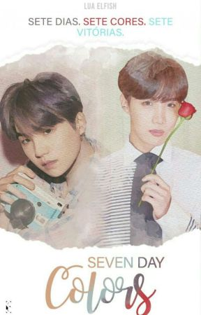 Seven Day Colors • yoonseok by Moody-Lua