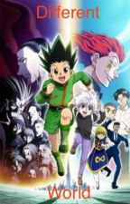 HxH Different World(various x oc) by fairylovv