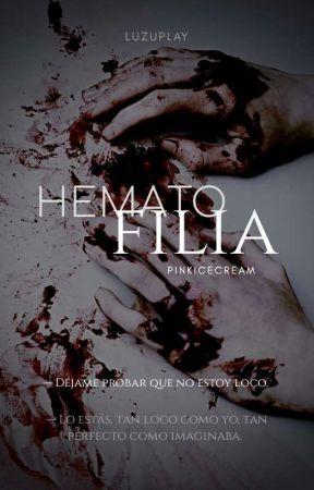 Hematofilia ➹ Luzuplay by -PinkIceCream-