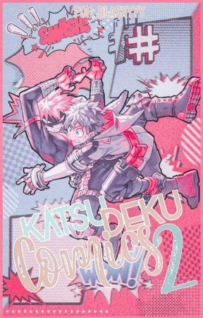 KATSUDEKU COMICS 2 !!! by skoolzitos