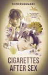 Cigarettes After Sex - Taekook  cover
