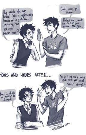 Harry Potter/ Percy Jackson FAN CLUB by JediHippiePickle