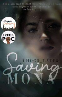 Saving Mona cover