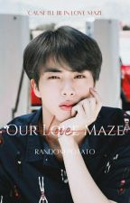 Our Love Maze (BTS SeokjinxReader) by RandomPotato_04