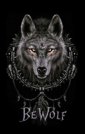 BeWolf 🐺 by raven_black_soul