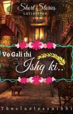 Vo Gali Thi Ishq Ki (TELEPHONE BOOTH) by thecluelessnibbi