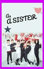 As a sister... (spanking ff) by taetae_my_hearteu