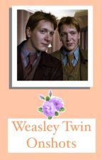 Weasley Twin One shots by wand3ringr0s3