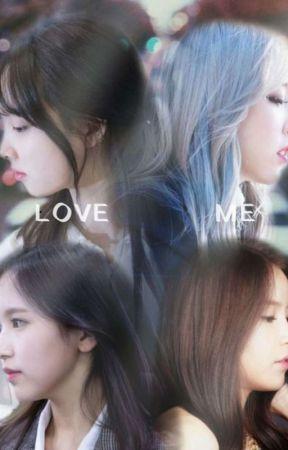 Love. Me. | Twice × Mamamoo by FxllxnAngxl06
