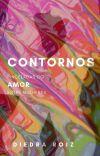 CONTORNOS - Pinceladas do amor entre mulheres cover