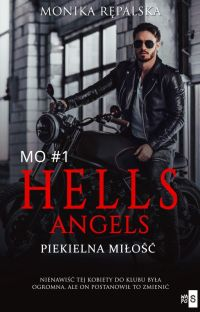 Hells Angels #1 MO cover