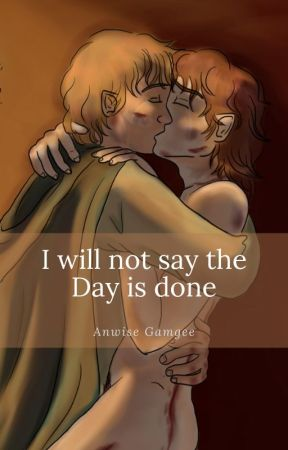 I will not say the Day is done by AnouchkaLabonne