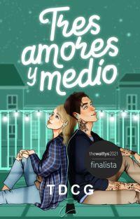TRES AMORES Y MEDIO [1] cover
