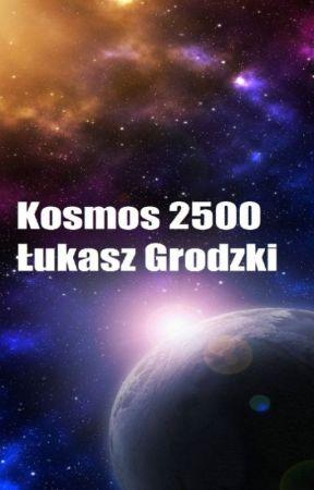 Kosmos 2500 fragmenty by lukaszgrodzki