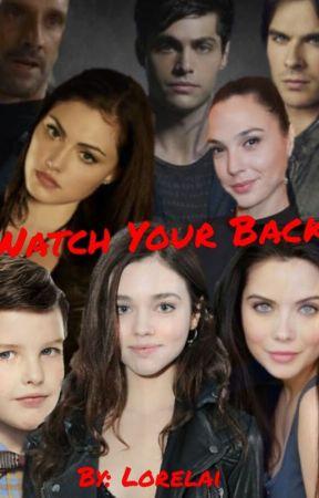 ʞɔɐᙠ ɹno⅄ ɥɔʇɐM (Watch Your Back, a Brock Rumlow fanfiction) by StellaDaemoniorum