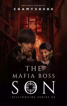 BS02: The Mafia Boss Son✔️ by riedel_angelica