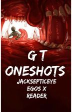 G/T OneShots Jacksepticeye Egos X Reader  by P4ttka