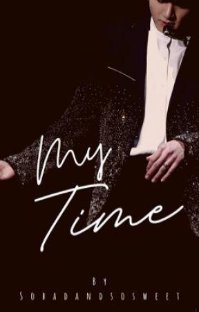 "⇗ ↠""'My time""━ κοοκμιη↞ ⇖ by SoBadAndSoSweet"
