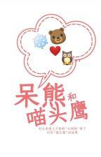 呆熊和喵头鹰 by jinshuqiu