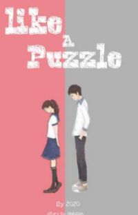 Like A Puzzle  cover