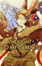 The Light To My Darkness // Hetalia // Aph America by hunie_stArx