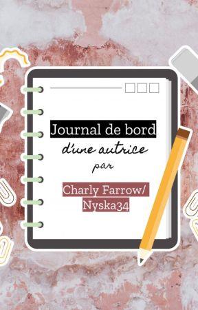 Journal de bord d'une autrice by Nyska34
