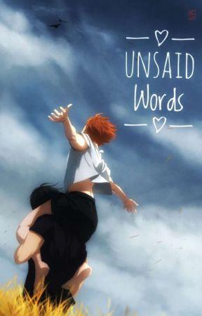 🇭🇺KageHina - Unsaid Words - Ki Nem Mondott Szavak 🇭🇺 by sziaenmaganyosvagyok
