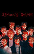 Simon's Game  nct 127  by _violet_rose