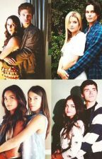 A vacation to remember (Haleb/Ezria/Spoby/Paily FanFicition) by tindrakatalin