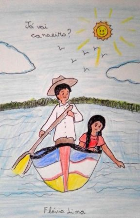 Já vai canoeiro? by FlaviaLima04