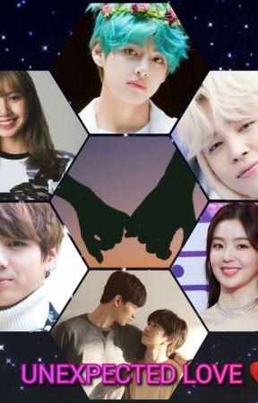 Taehyung FF UNEXPECTED LOVE ❤️💜 by tarannum_kpop