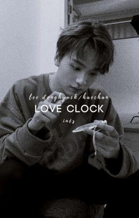 Love Clock » Lee Donghyuck/Haechan by snowflakesonmylaptop