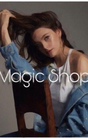 Magic Shop - Paul Lahote FF by purple_panda_14