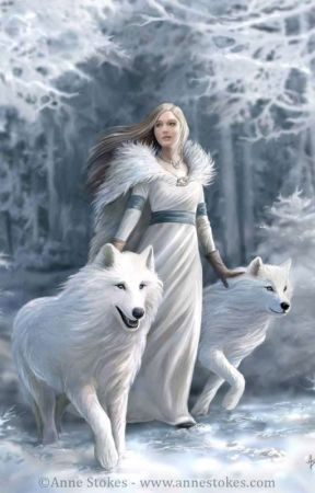 the queen of wolves: a trip  to the East   by mio-aoshiro