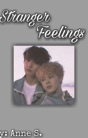 Strange feelings - pjm+Jk by Swag_Kawai