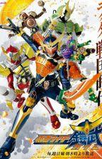 I'm no Shinobi not anymore Kamen Rider Gaim reader x Senran Kagura by KamenRiderfan21