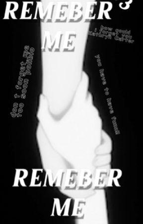 Remember Me   M.Polibio by StrangerLosve
