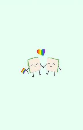 mom, dad ... i'm gay -› P.J by M4RIHU4N4