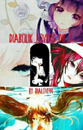 Diabolik Lovers die 2 by DiaLove99