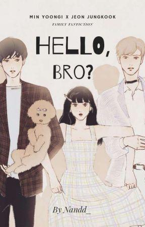 Hallo, bro? by Nandd_