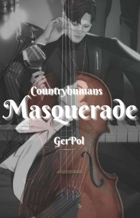 [GerPol] Countryhumans: Masquerade by Mrs_Catto