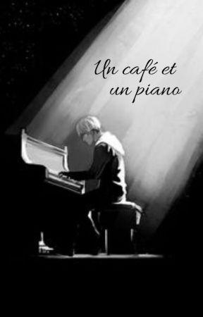 Un café et un piano {𝓞𝓼 𝓨𝓸𝓸𝓷𝓶𝓲𝓷 }  by MelodieTrival