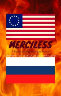 A Countryhuman Trilogy: Merciless (Rusame) Book 1 cover
