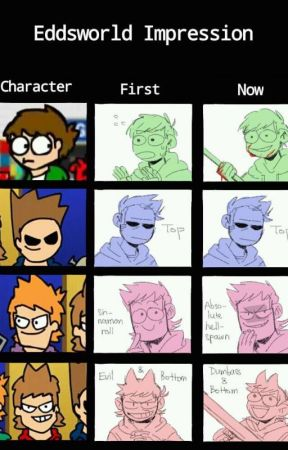 { Eddsworld One-Shots and Headcanons } by -ILikeBreadOkay-