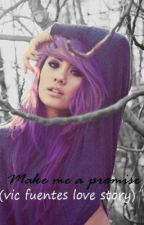 Make me a promise (Vic fuentes love story) by _Darkangel36363
